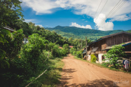 Village, Northern Laos