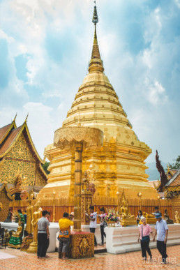 Wat Phrathat Doi Suthep, Chiang Mai