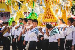 That Luang Festival, Laos