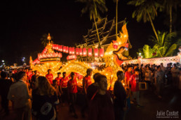 Lai Heua Fai, Light Festival in Luang Prabang