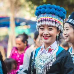 Hmong New Year, Laos