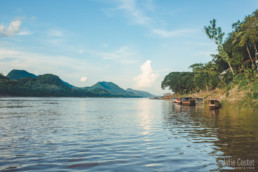 Mekong river, Northern Laos