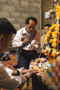 Baci Ceremony, Laos