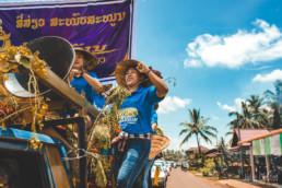 Boun Bang Fai, The Rocket Festival, Laos