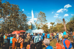 Boun Bang Fai, The Rocket Festival, Laos