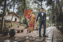 Traditional Wedding in Laos